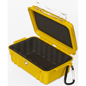 Peli MicroCase 1010 Caja, yellow